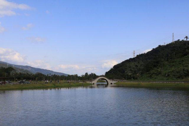 花東縱谷最新景點 光復吉利潭閃亮登場 @YA !野旅行-吃喝玩樂全都錄