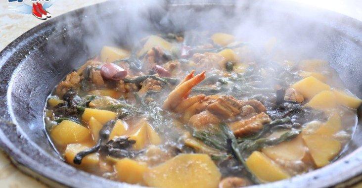 食在東北滿族饗宴 燉菜料理吮指回味 @YA 野旅行-陪伴您遨遊四海