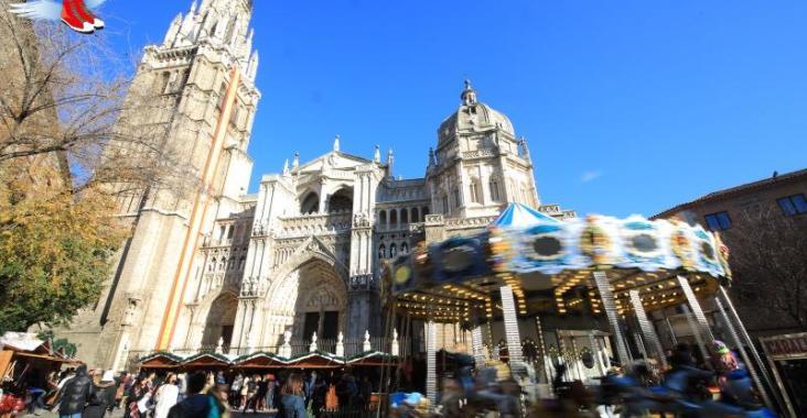 見證西班牙兩千年春秋 世界文化遺產托雷多古城 @YA !野旅行-玩樂全世界