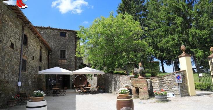 自駕悠遊義大利 我在托斯卡尼迷了路 @YA !野旅行-玩樂全世界