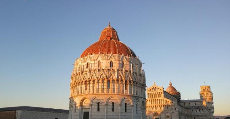 自駕悠遊義大利世界遺產 走訪奇蹟廣場比薩斜塔 @YA 野旅行-陪伴您遨遊四海