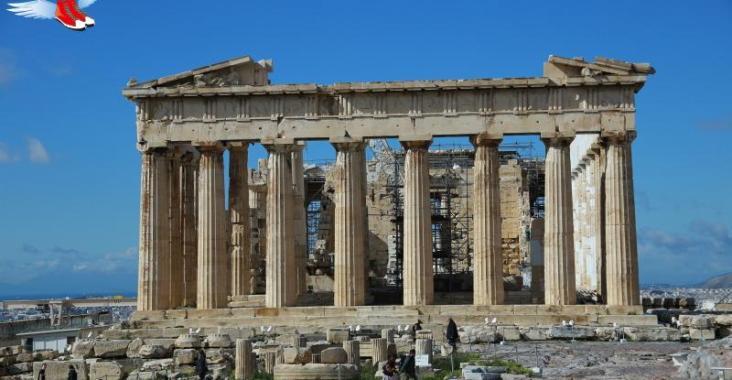 眾神國度希臘古文明之旅 預約愛琴海的浪漫回憶 @YA 野旅行-陪伴您遨遊四海