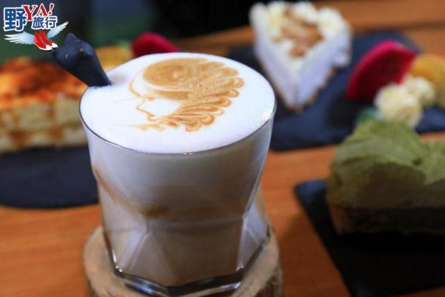巷弄裡的小確幸 有溫度的晤子咖啡Ngchus café cake @YA !野旅行-吃喝玩樂全都錄