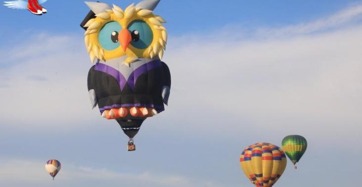 2018台東國際熱氣球嘉年華開幕,鹿野高台24顆熱氣球熱鬧登場 @YA 野旅行-陪伴您遨遊四海