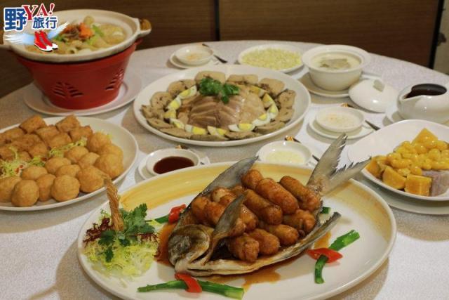 澳門‧路氹 百樂潮州酒樓正宗傳統潮州菜 @YA !野旅行-吃喝玩樂全都錄