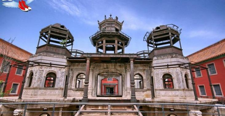 大陸|北京 跟著延禧攻略魏瓔珞逛紫禁城 @YA !野旅行-玩樂全世界