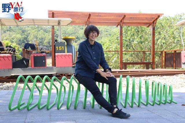 苗栗|三義 搭舊山線鐵道自行車賞裝置藝術、與在地職人對話 @YA !野旅行-吃喝玩樂全都錄
