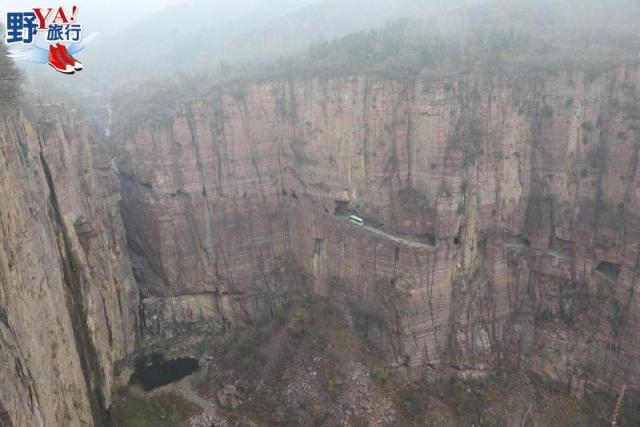 河南|輝縣 絕壁長廊太行明珠 中國最危險的郭亮村 @YA !野旅行-吃喝玩樂全都錄