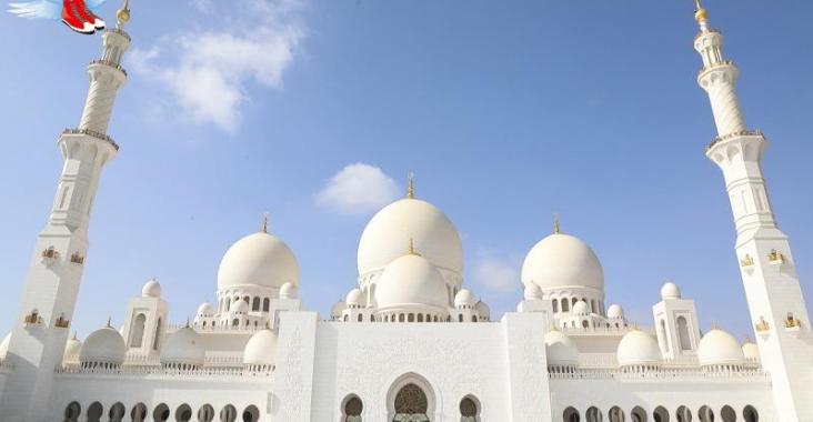 阿聯酋│阿布達比 此生必訪!全世界最貴最奢華的清真寺 @YA 野旅行-陪伴您遨遊四海