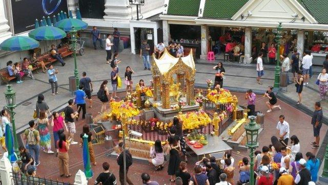 泰國 曼谷 泰好逛泰好買的迷人城市 @YA 野旅行-陪伴您遨遊四海