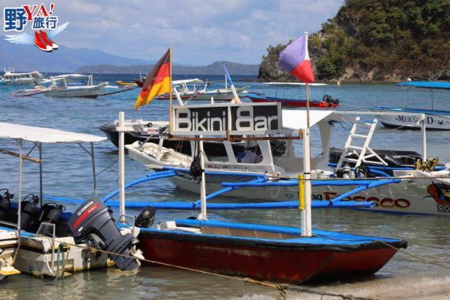 菲律賓 馬尼拉 海豚灣潛水之旅再續菲律賓情緣 @YA !野旅行-吃喝玩樂全都錄