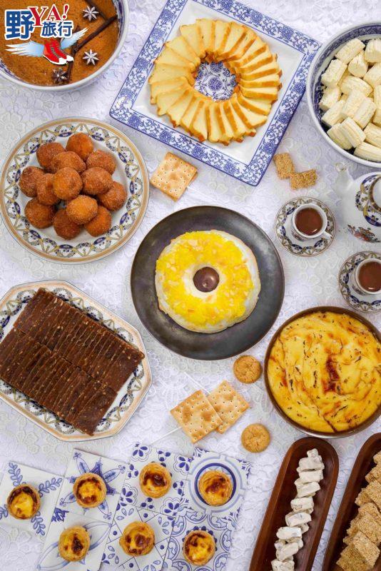 澳門瑞吉酒店與土生葡人客席廚師Neta攜手  呈獻地道澳葡風味下午茶體驗 @YA !野旅行-吃喝玩樂全都錄