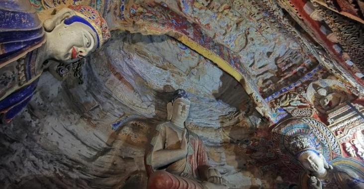 中國山西|瑰麗山西千年懸空寺 世界遺產雲岡石窟 @YA !野旅行-玩樂全世界