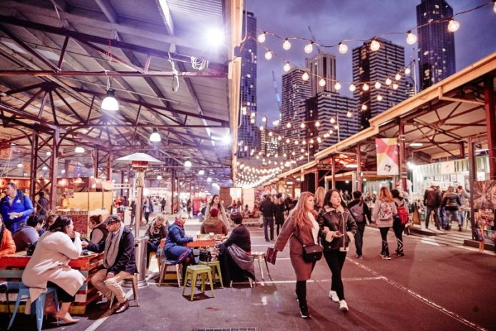 冬日夜未眠-澳洲墨爾本白晝節精彩冬季特色快來體驗 @YA !野旅行-吃喝玩樂全都錄
