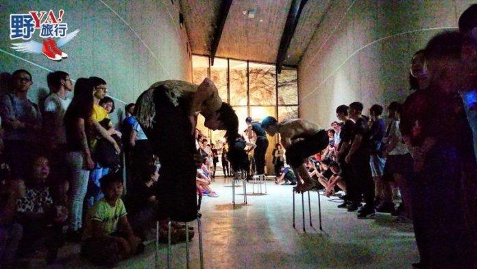 宜蘭壯圍 雲門2在壯圍沙丘舞出「海市蜃樓」 影像x建築x舞蹈藝術饗宴 @YA !野旅行-吃喝玩樂全都錄