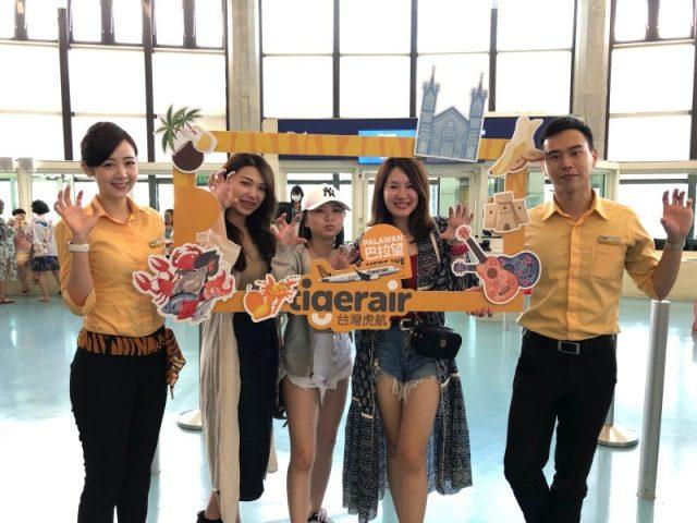 極拓點菲律賓 台灣虎航今首航巴拉望 @YA !野旅行-玩樂全世界