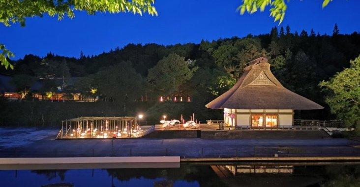 日本青森 睡魔主題青森屋 泡LV級名湯品嘗青森限定料理 @YA !野旅行-玩樂全世界