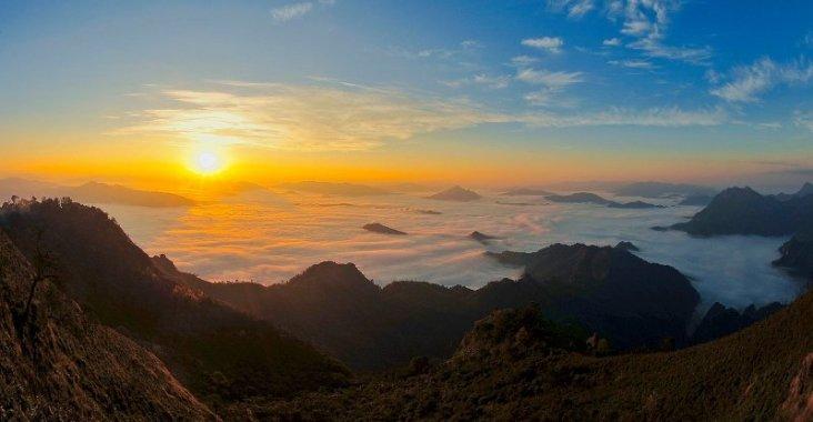 泰國北部7個觀賞雲海絕佳景點在這裡 @YA !野旅行-玩樂全世界