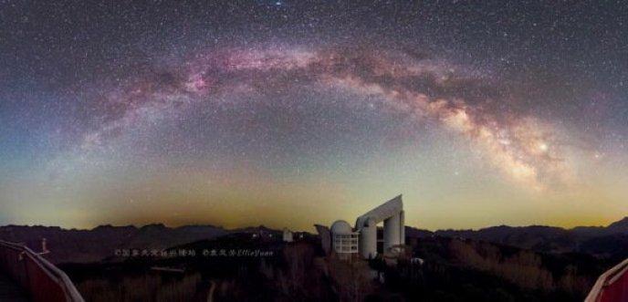 星空下睡覺的地方 與夢幻銀河共眠 @YA 野旅行-陪伴您遨遊四海