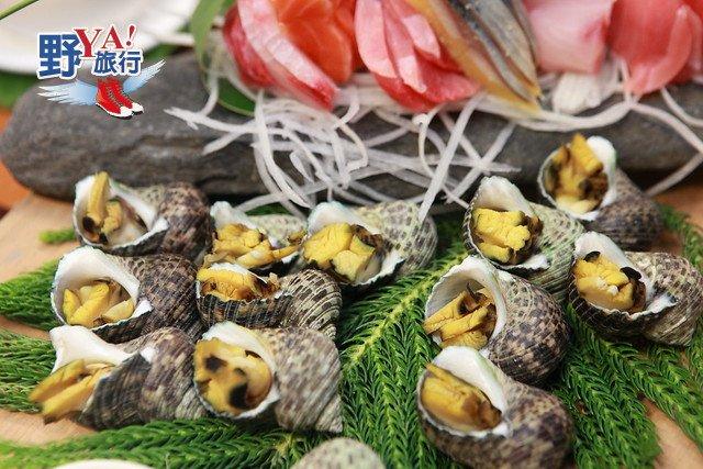 以太平洋為冰箱的阿美廚房 陶甕百合春天無菜單料理 @YA !野旅行-吃喝玩樂全都錄