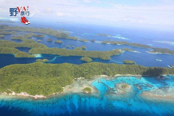 上帝的水族箱 美麗而獨特的帛琉 @YA 野旅行-陪伴您遨遊四海