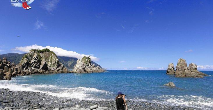 宜蘭東澳絕美海灣 粉鳥林漁港鎖住愛情 @YA !野旅行-玩樂全世界
