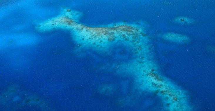 空拍帛琉世界自然遺產 散落南太平洋的綠寶石 @YA 野旅行-陪伴您遨遊四海