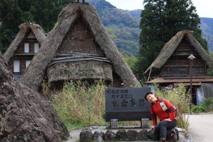 日本北陸自駕環遊 白川鄉合掌村享受浪漫秋意 @YA !野旅行-玩樂全世界