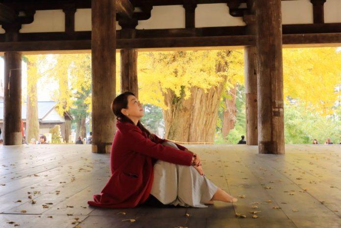 金黃銀杏灑落一季浪漫 喜多方新宮熊野神社紀行 @YA !野旅行-吃喝玩樂全都錄