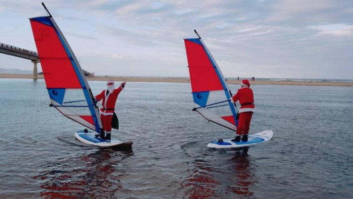 拼人氣!全台唯一聖誕老人駕風帆、推福隆迎「鼠」光 @YA !野旅行-吃喝玩樂全都錄
