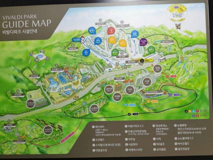 搭乘泰航冬戀韓國 洪川大明百玩地度假村滑雪會上癮 @YA !野旅行-吃喝玩樂全都錄