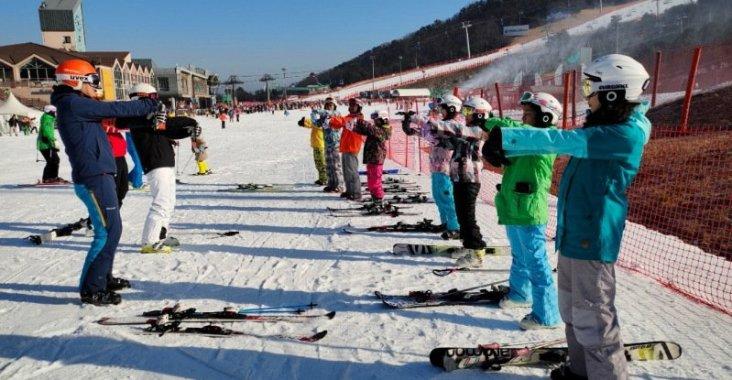 韓國滑雪馳聘北國大地 江原道滑雪度假村初體驗 @YA 野旅行-陪伴您遨遊四海