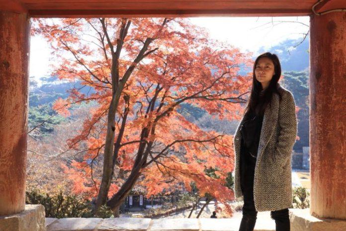 浪漫紅葉伴千年古剎 江華島傳燈寺秋詩篇篇 @YA !野旅行-吃喝玩樂全都錄