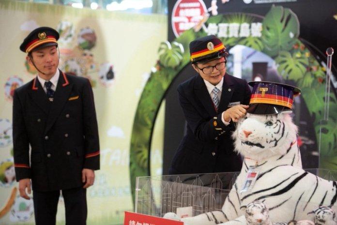 臺鐵局與日本東武鐵道觀光友好交流「豐富幸福滿滿年」 @YA !野旅行-吃喝玩樂全都錄