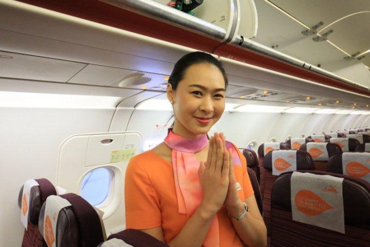 THAI SMILE- 泰微笑暨泰航高雄直飛清邁將帶起另一波泰國旅遊熱潮 @YA !野旅行-吃喝玩樂全都錄