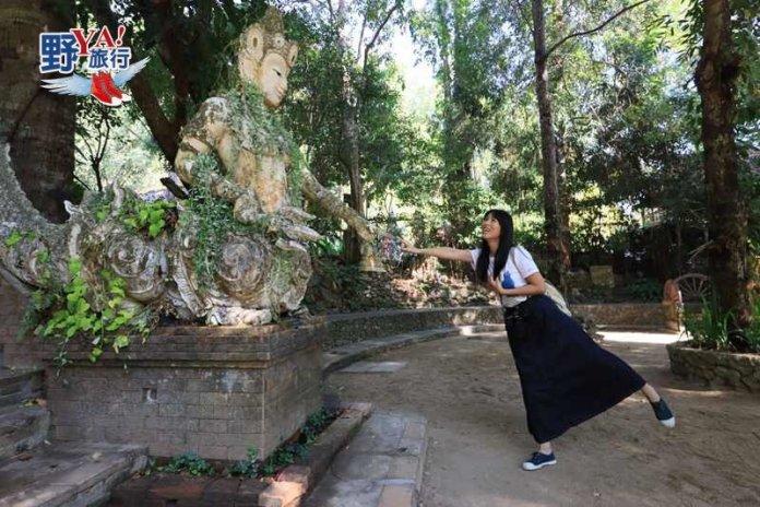 清邁超人氣景點雙龍寺參拜大象跌倒廟祕境尋幽 @YA 野旅行-陪伴您遨遊四海