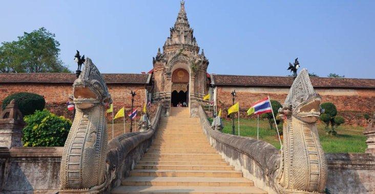 重回泰北哈里奔猜王朝 南邦緬甸風格寺廟巡禮 @YA !野旅行-玩樂全世界