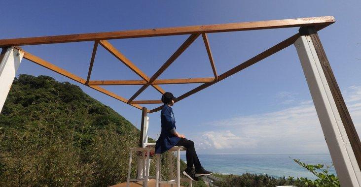 東海岸IG打卡新亮點 花蓮山度空間海景咖啡 @YA 野旅行-陪伴您遨遊四海