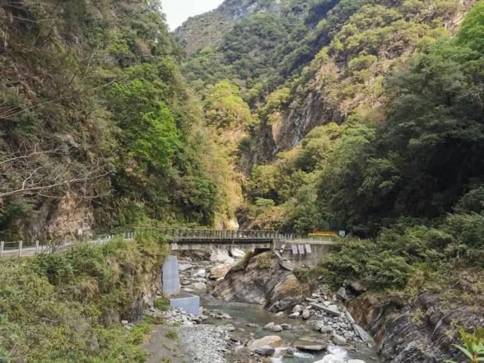 太魯閣國家公園必訪祕境 白楊步道水簾洞秀麗奇景 @YA !野旅行-吃喝玩樂全都錄