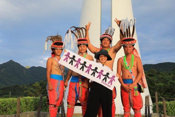 橘色太陽部落的絕美晨曦派對「一起彩繪靜浦 夏季限定」 @YA !野旅行-玩樂全世界