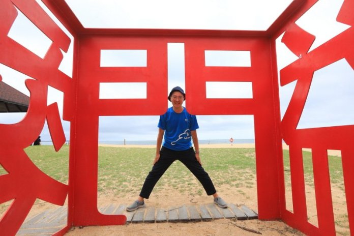 搭飛機遊澎湖 偽出國的感覺真好 @YA !野旅行-吃喝玩樂全都錄