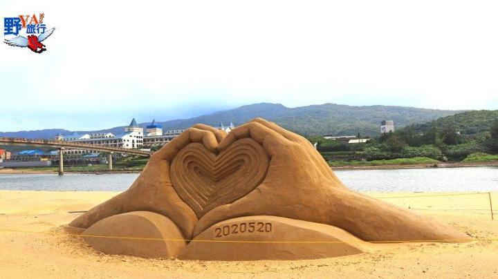 2020福隆國際沙雕藝術季開幕 巨人的夢遊世界邀您踏入小人國冒險旅程 @YA !野旅行-吃喝玩樂全都錄