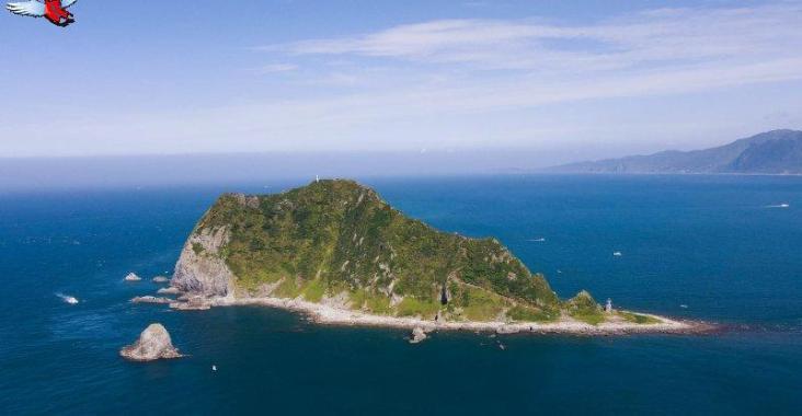 搭船遊東北角海上看台灣 登頂基隆嶼俯瞰蔚藍海景 @YA !野旅行-吃喝玩樂全都錄
