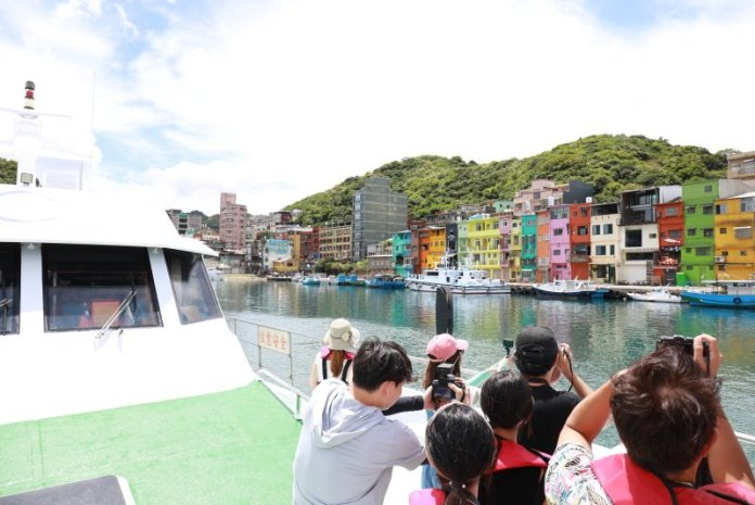 基隆水路首航登和平島 重現大航海時代的奇幻旅程 @YA !野旅行-吃喝玩樂全都錄