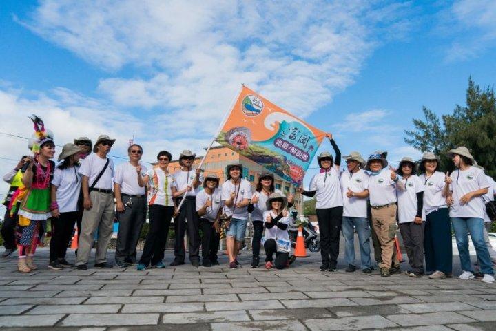 小野柳正名為富岡地質公園 結合東海岸人文推觀光 @YA !野旅行-玩樂全世界