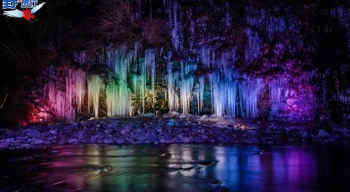 冬季限定三大冰柱巡禮在埼玉秩父 @YA 野旅行-陪伴您遨遊四海