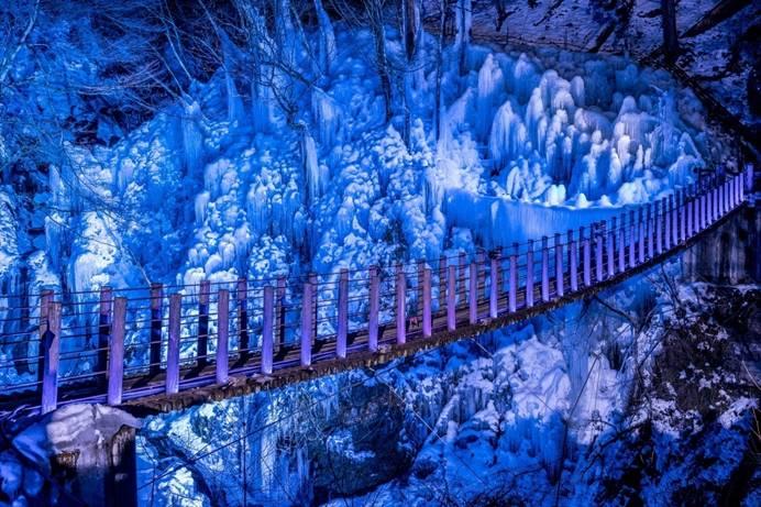 冬季限定三大冰柱巡禮在埼玉秩父 @YA !野旅行-吃喝玩樂全都錄