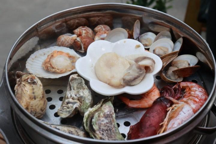 大啖Gosto人氣海鮮塔與螃蟹粥 感受高雄豪邁熱情的餐飲文化 @YA !野旅行-吃喝玩樂全都錄