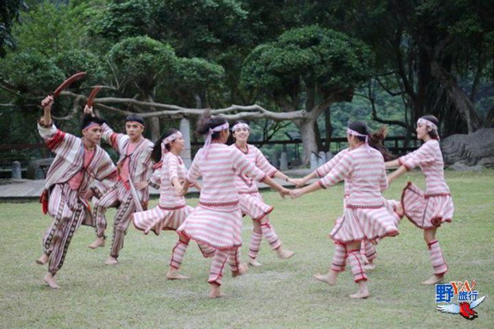 用樂舞說太魯閣族生活故事 太魯閣部落音樂會3/6登場 @YA 野旅行-陪伴您遨遊四海