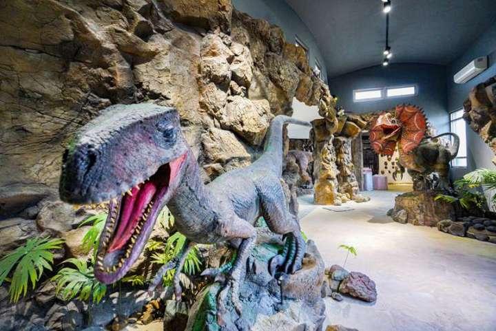 「探索侏羅紀嗨玩新世紀」—「小門地質探索館」升級2.0精彩開幕 @YA !野旅行-吃喝玩樂全都錄